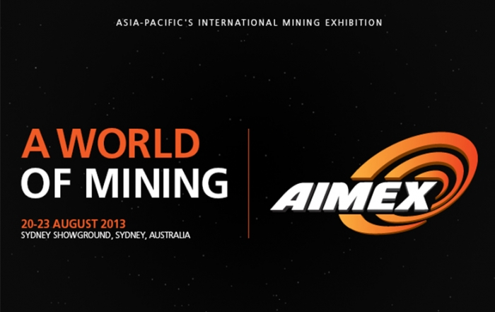 Aimex 2013 Mining Exhibition