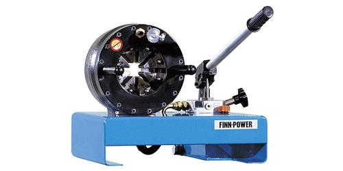Finn-Power P20HP - Powerco Crimping Australasia