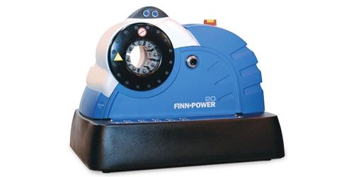 Finn Power Crimping Machines Powerco Crimping Australia