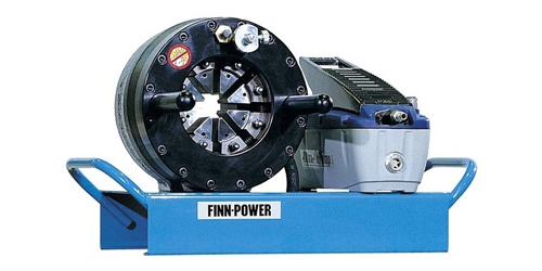 Finn-Power P20AP - Powerco Crimping Australasia