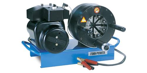 Finn-Power P20CS - Powerco Crimping Australasia