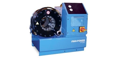 Finn-Power P32X - Powerco Crimping Australasia