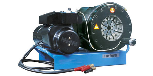 Finn-Power P32CS - Powerco Crimping Australasia