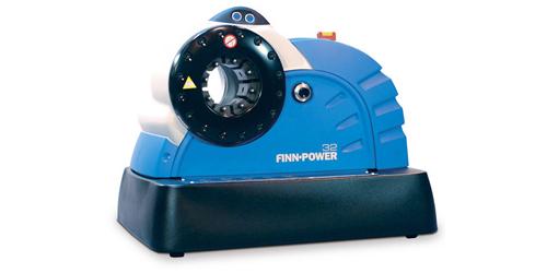 Finn-Power 32MS - Powerco Crimping Australasia