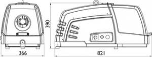 Finnpower-skiving-FS50-dimensions