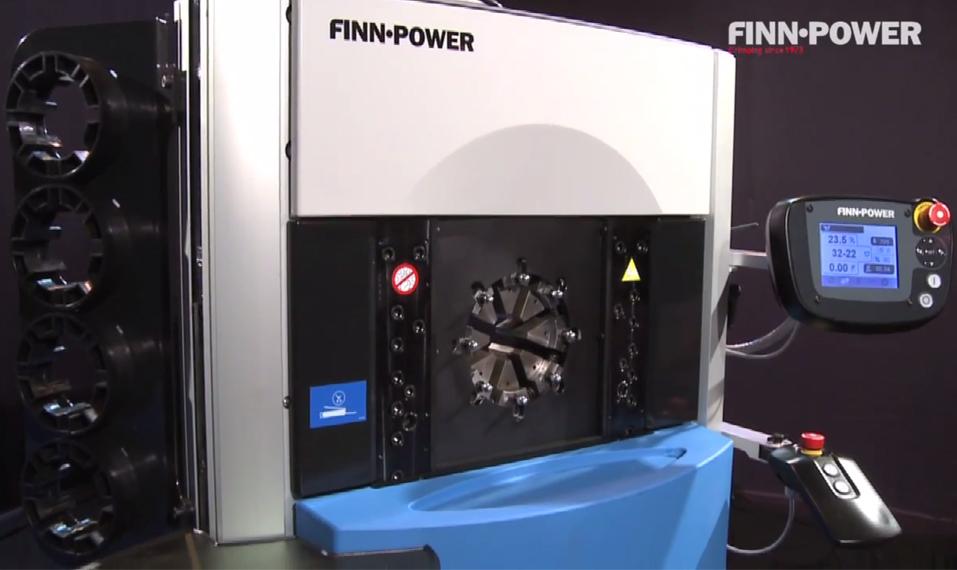 Finn-Power 120