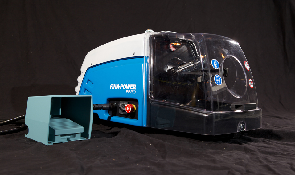 Finn-Power FS50 Skiving Machine