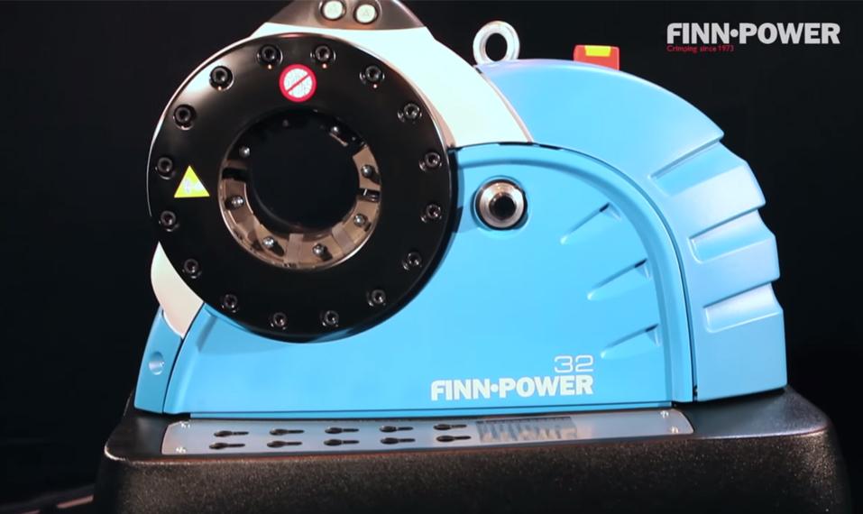 Finn-Power P32