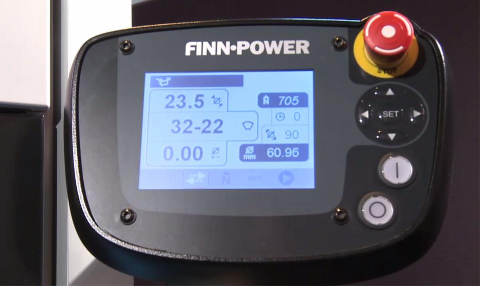 Finn-Power UC Control